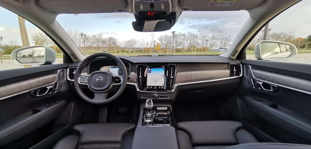 Volvo V90 T6 Recharge 2