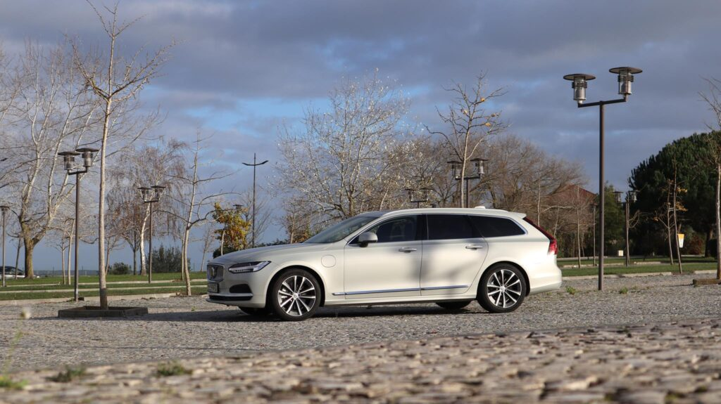 Volvo V90 T6 Recharge 5
