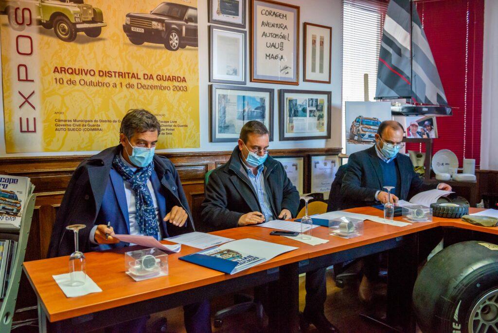 Acordo Municipios Classic Cars Tour 94