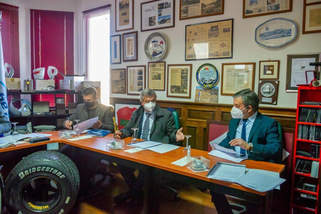 Acordo Municipios Classic Cars Tour 96