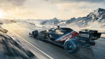 Alpine F1 3
