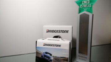 Bridgestone Prémio cinco estrelas 2021