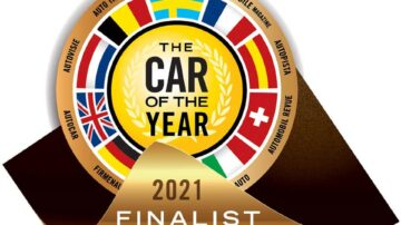 Car of the year COTY 2021