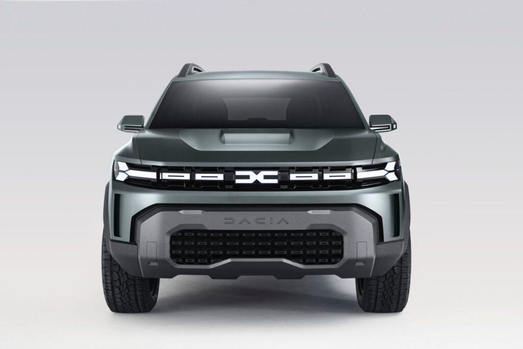 Dacia Bigster Concept 18