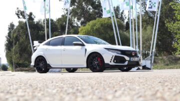 Honda Civic Type R FK8 39