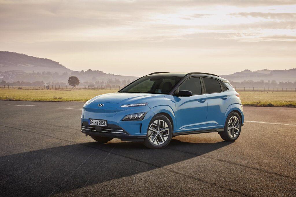Hyundai Kauai Electric 2020 1