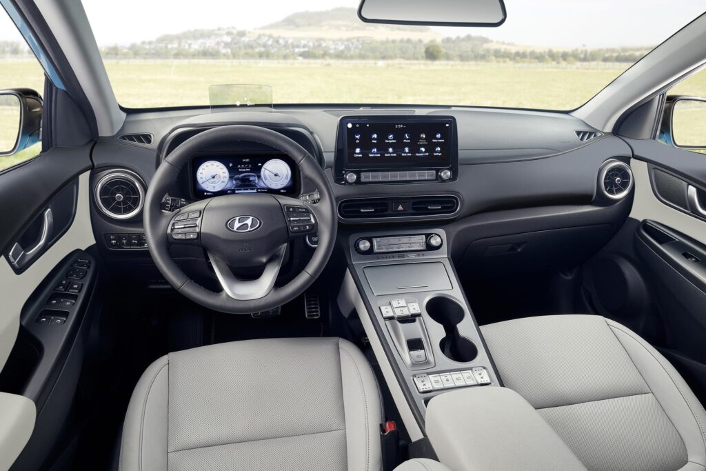 Hyundai Kauai Electric 2020 2
