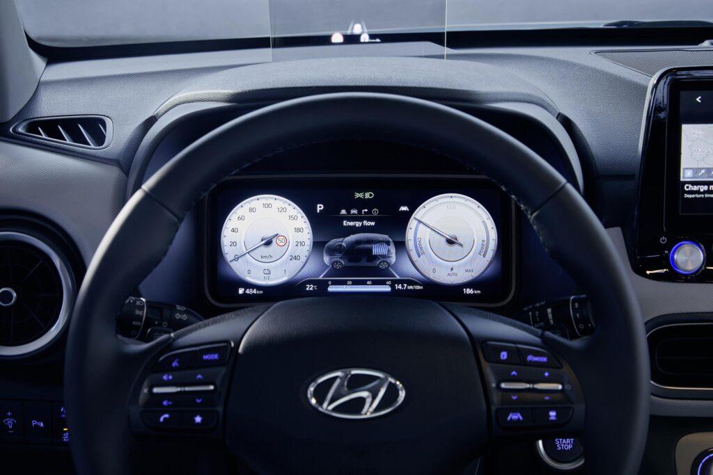 Hyundai Kauai Electric 2020 4