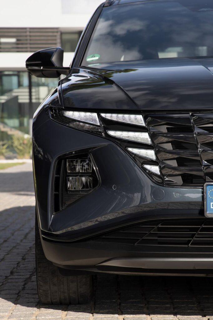 Hyundai Tucson Hybrid NX4 11