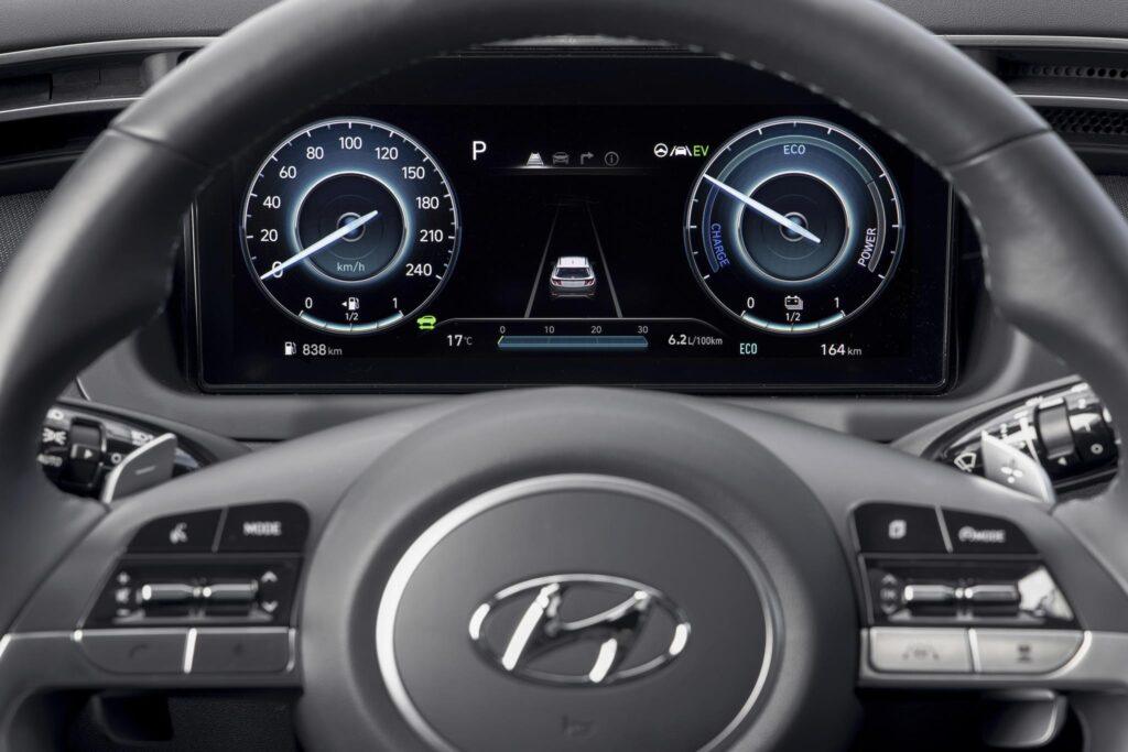 Hyundai Tucson Hybrid NX4 2