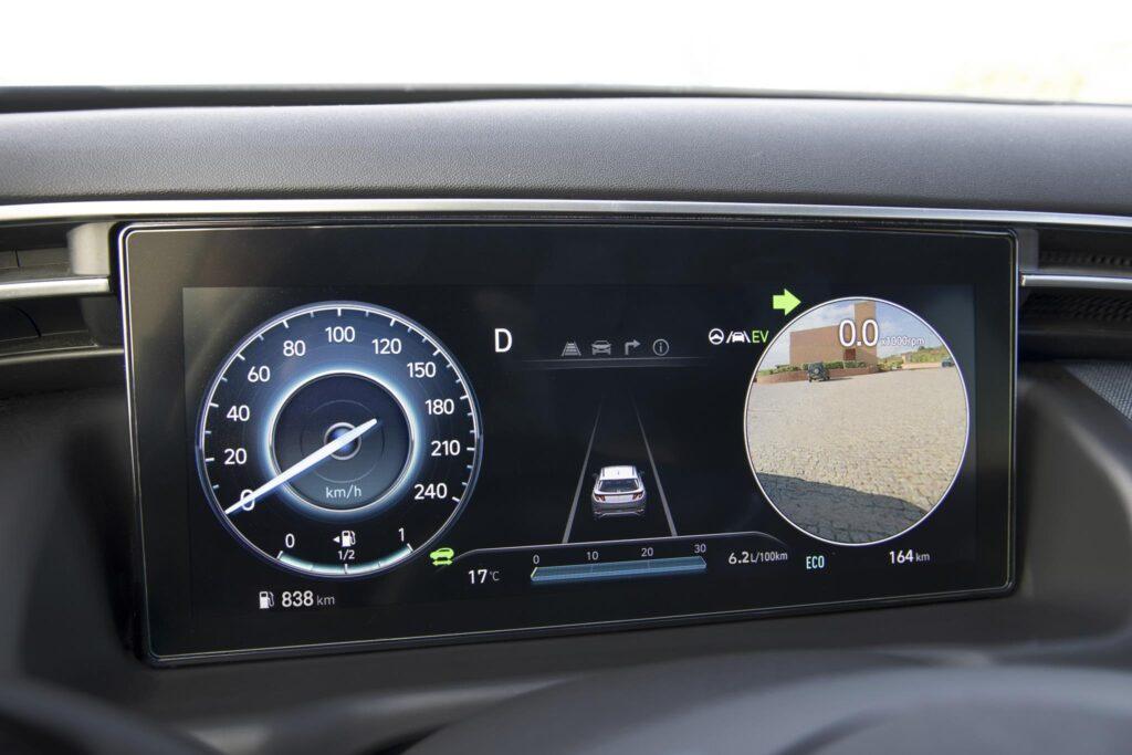 Hyundai Tucson Hybrid NX4 3