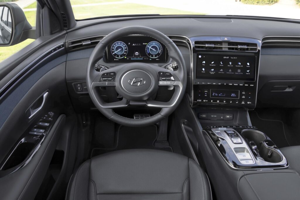 Hyundai Tucson Hybrid NX4 5