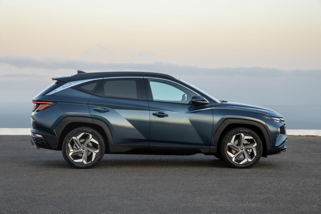 Hyundai Tucson Hybrid NX4 6