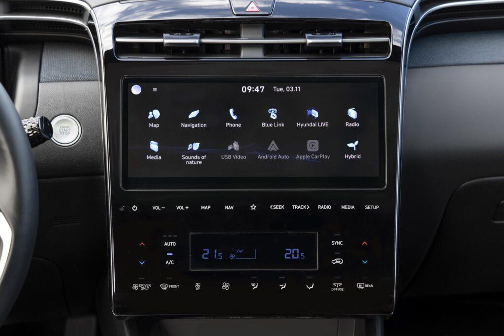 Hyundai Tucson Hybrid NX4 7
