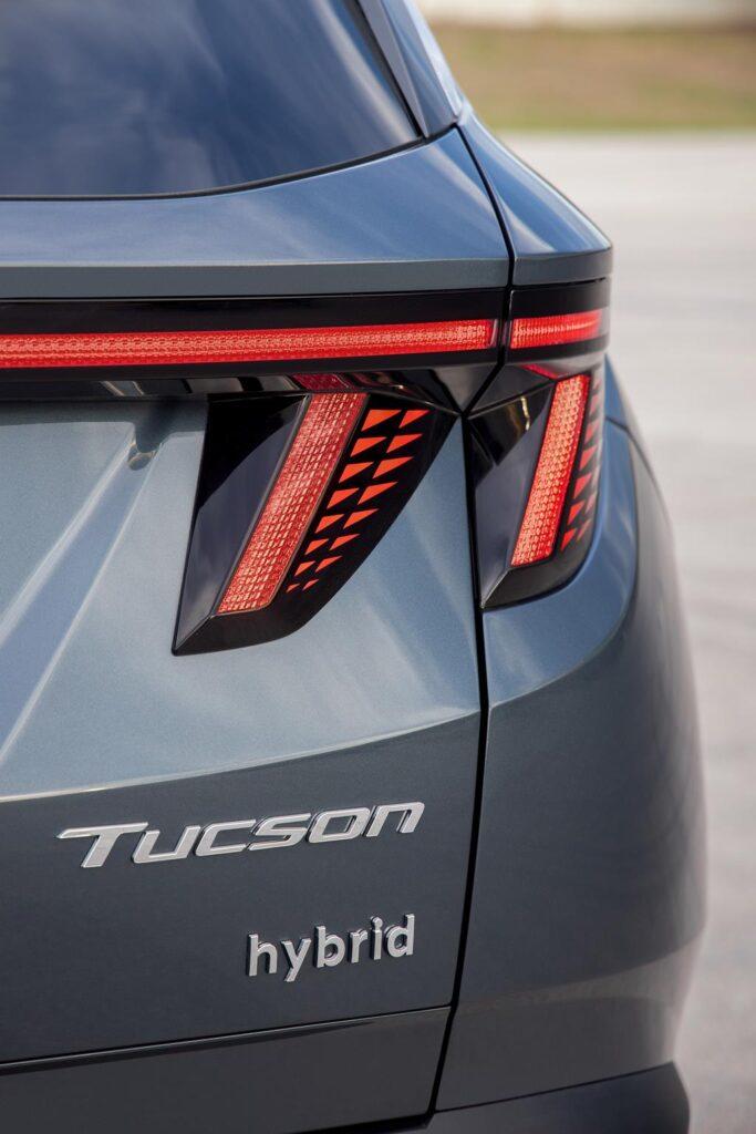 Hyundai Tucson Hybrid NX4 9
