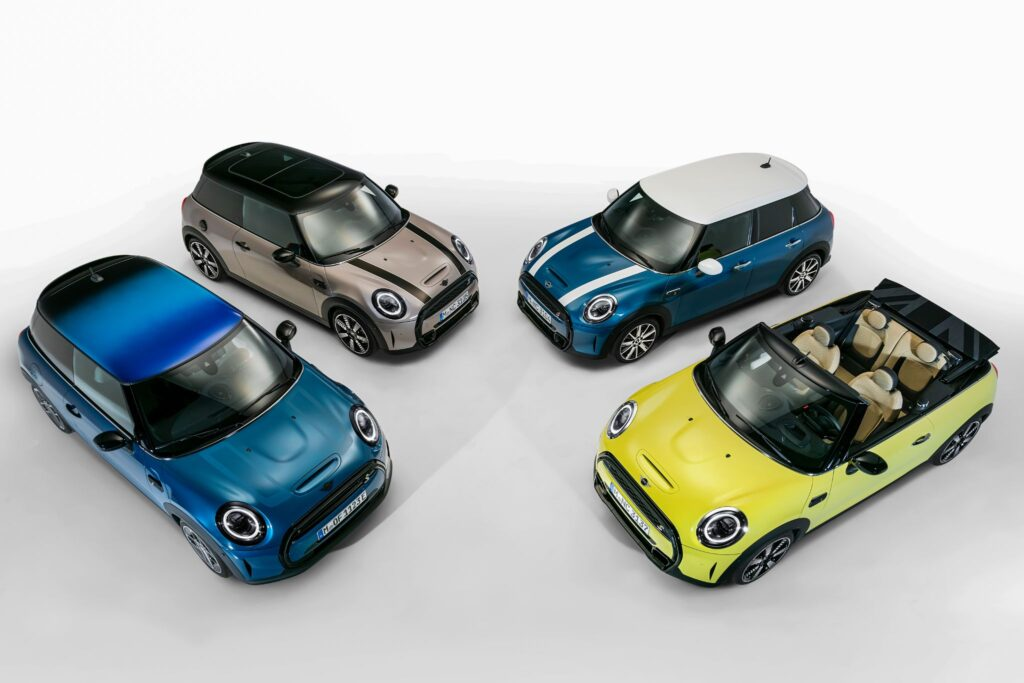 MINI Cooper LCI 2021 16
