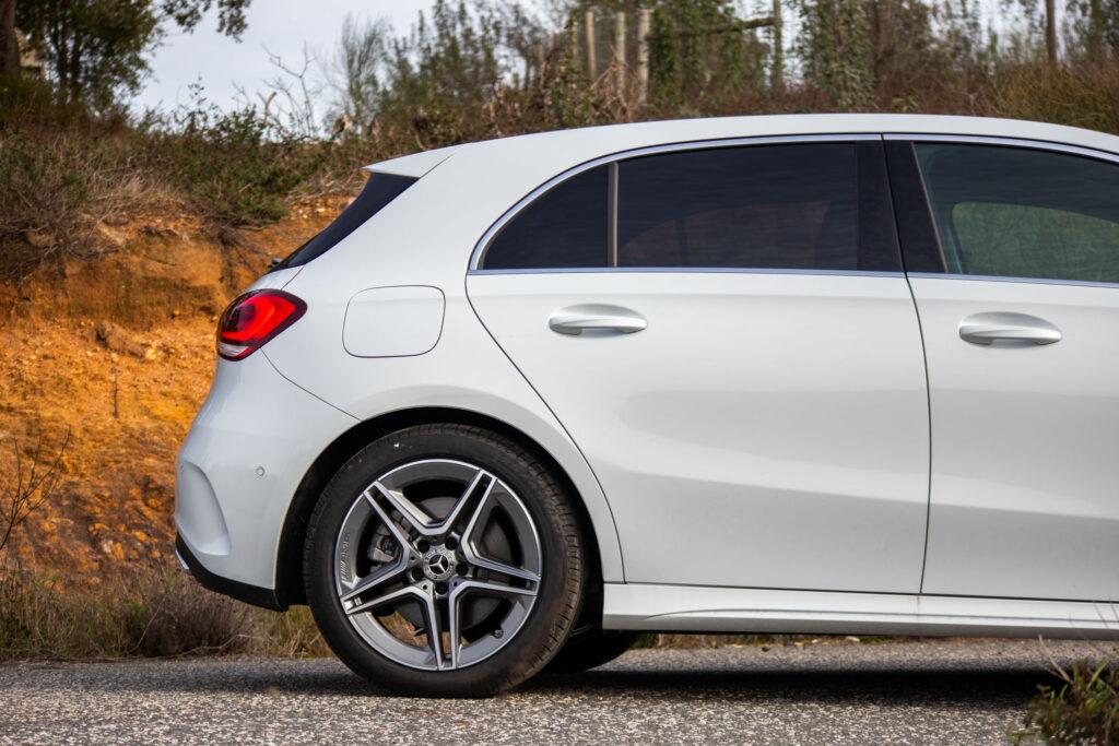 Mercedes Benz A250e 153