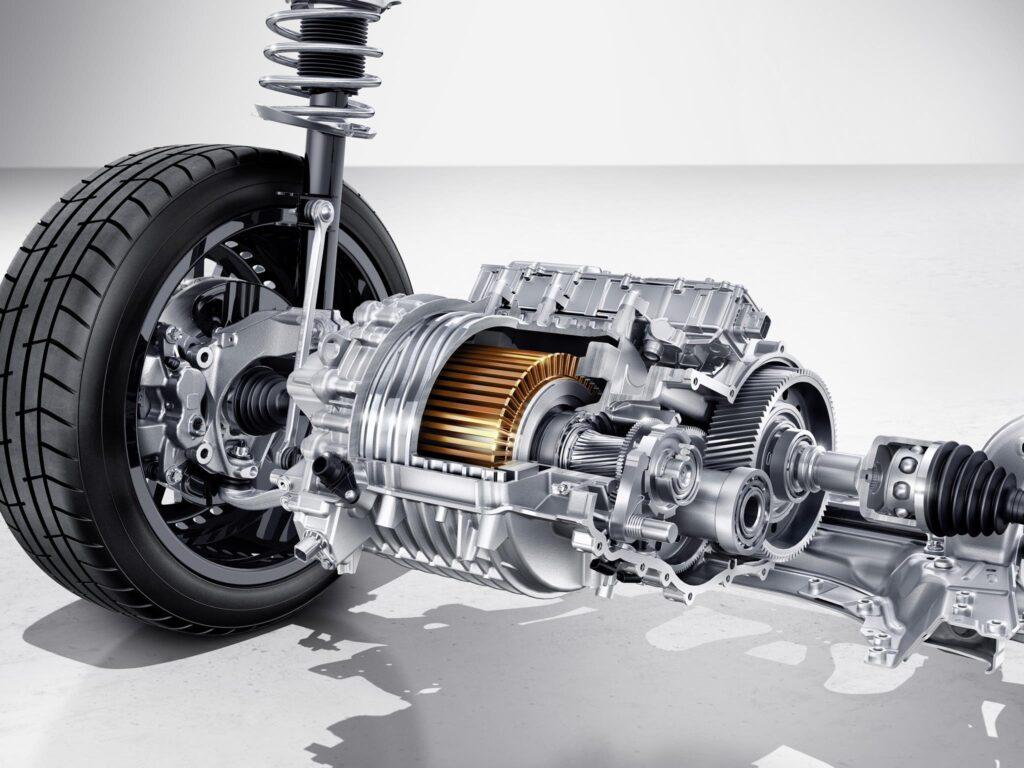 Motor EQA 16