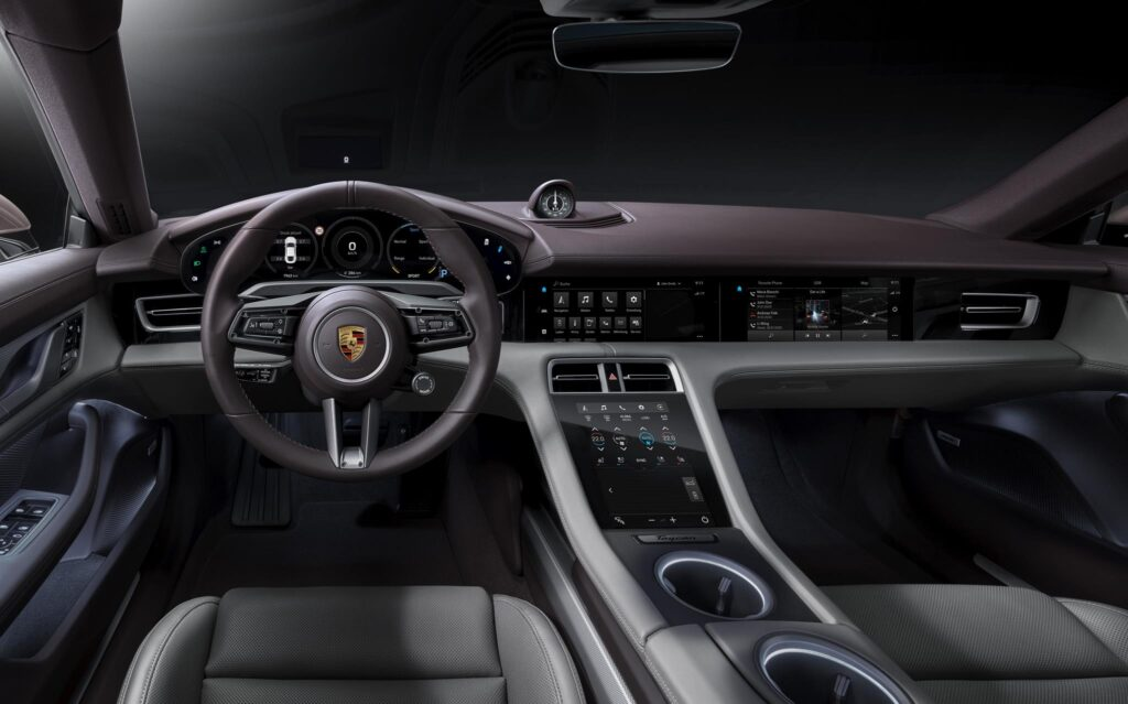 Porsche Taycan 4x2 2