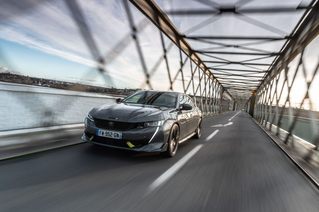 508 Peugeot Sport Engineered 18