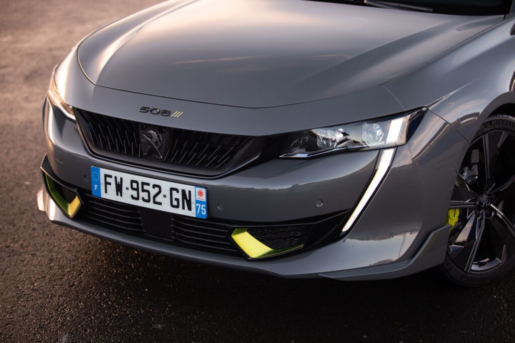 508 Peugeot Sport Engineered 23