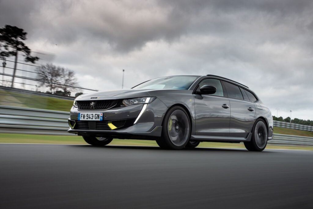 508 Peugeot Sport Engineered 44 1
