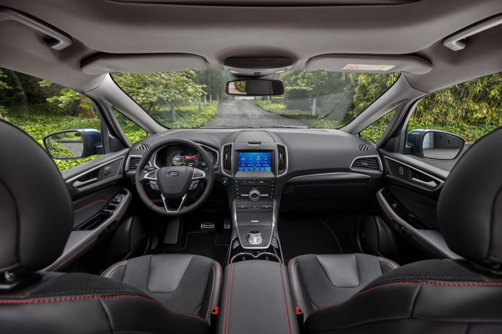 Ford S MAX st line 4
