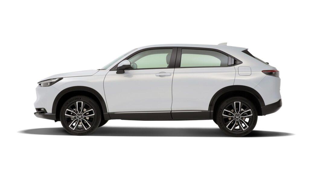 Honda HR V Hybrid 4
