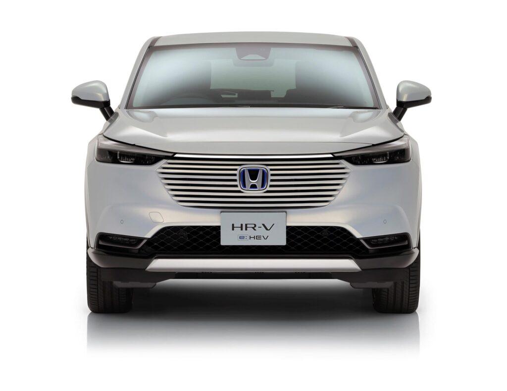 Honda HR V Hybrid 5