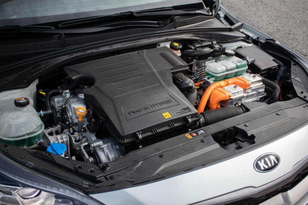 Kia XCeed PHEV Hybrid 112
