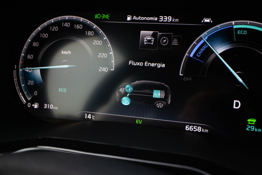 Kia XCeed PHEV Hybrid 168