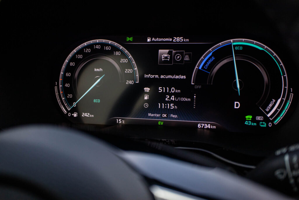 Kia XCeed PHEV Hybrid 234