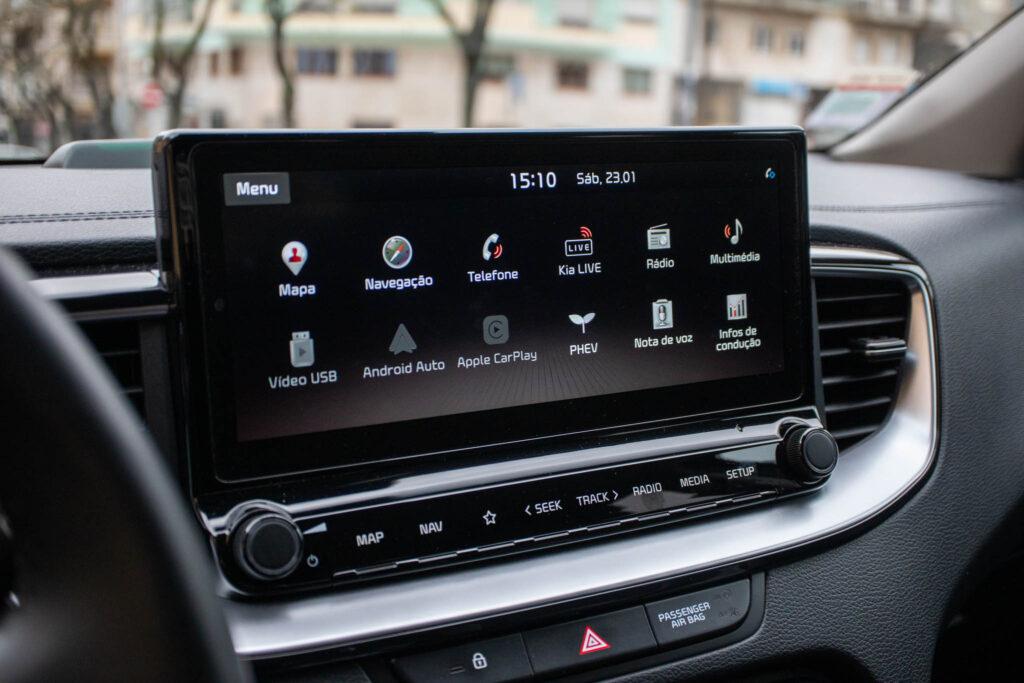 Kia XCeed PHEV Hybrid 3