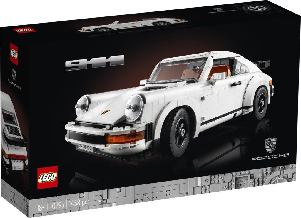 LEGO 10295 Box1