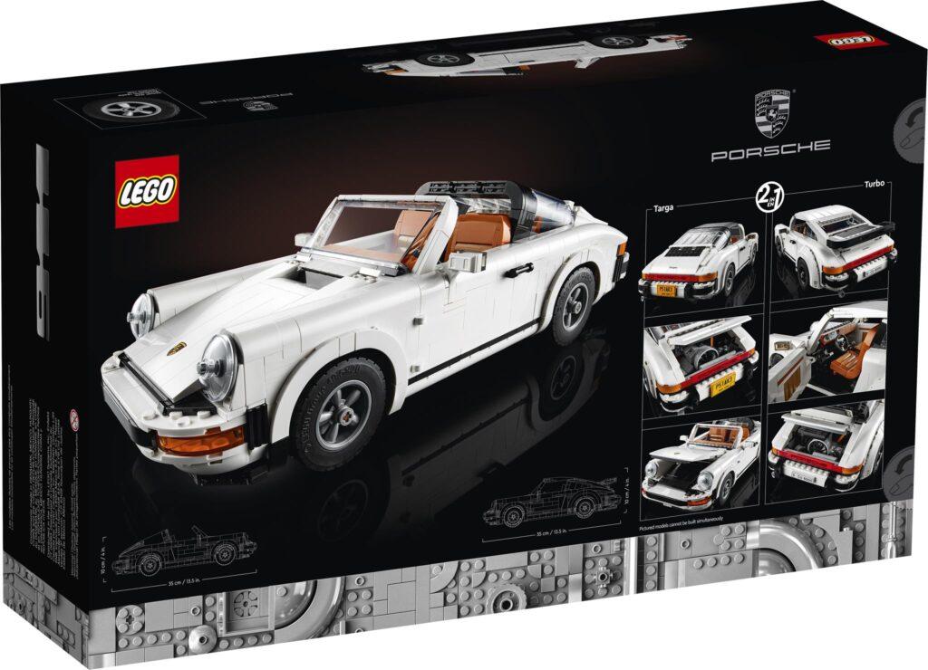 LEGO 10295 Box2
