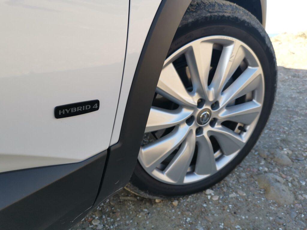 Opel Grandland X hybrid4 11