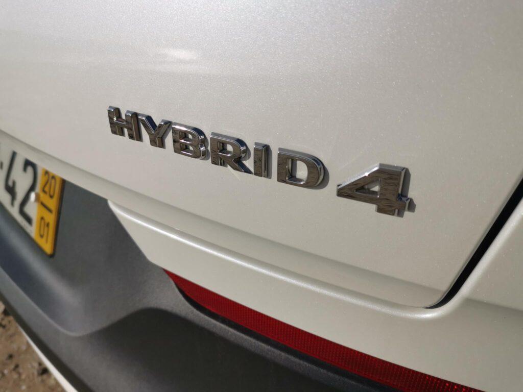 Opel Grandland X hybrid4 7