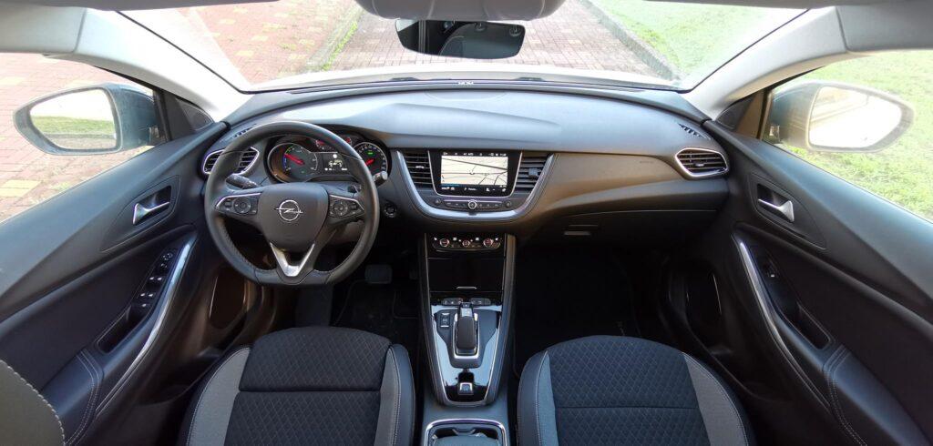 Opel Grandland X hybrid4 88
