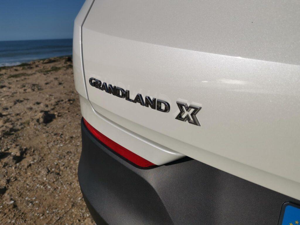 Opel Grandland X hybrid4 9
