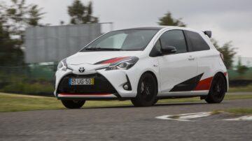 Toyota Yaris GRMN 4