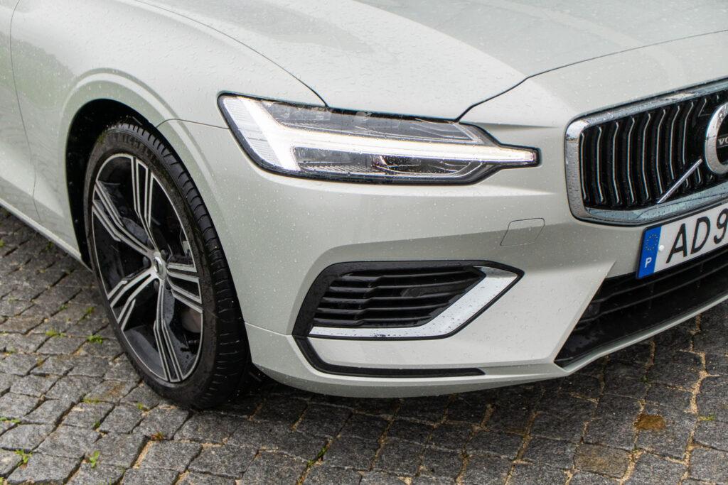 Volvo V60 T6 Recharge Inscription 13