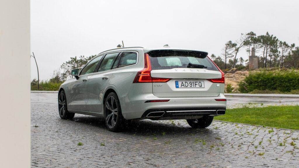 Volvo V60 T6 Recharge Inscription 19