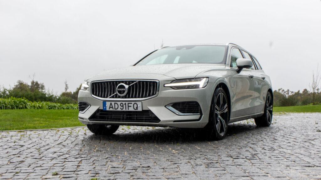 Volvo V60 T6 Recharge Inscription 25