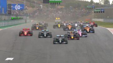 Formula 1 Portugal 2020 2