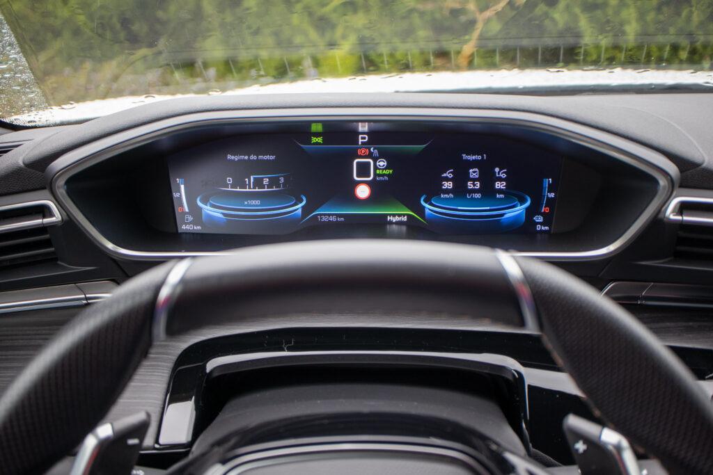 Peugeot 508 SW Hybrid GT 16