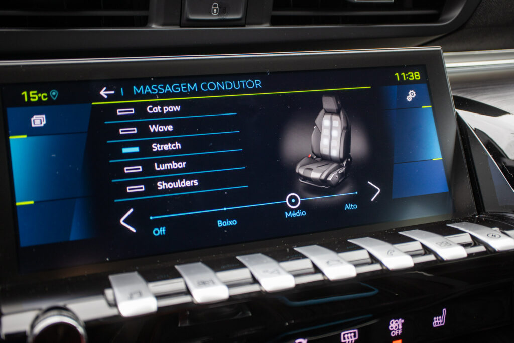 Peugeot 508 SW Hybrid GT 17
