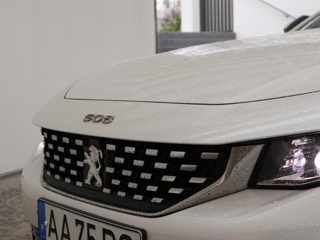 Peugeot 508 SW Hybrid GT 31