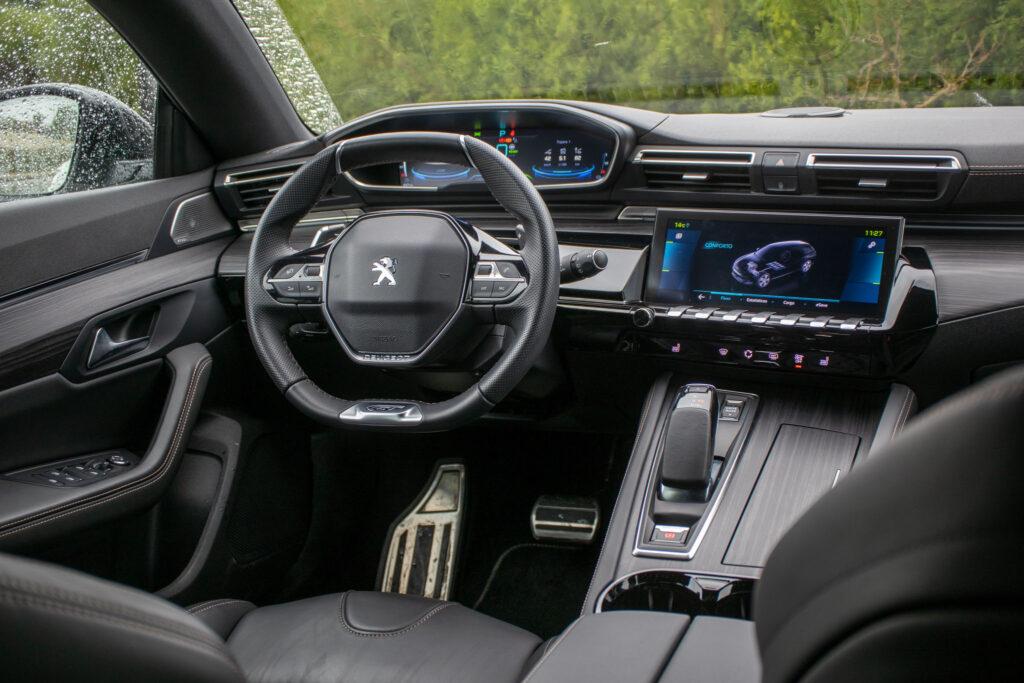 Peugeot 508 SW Hybrid GT 4