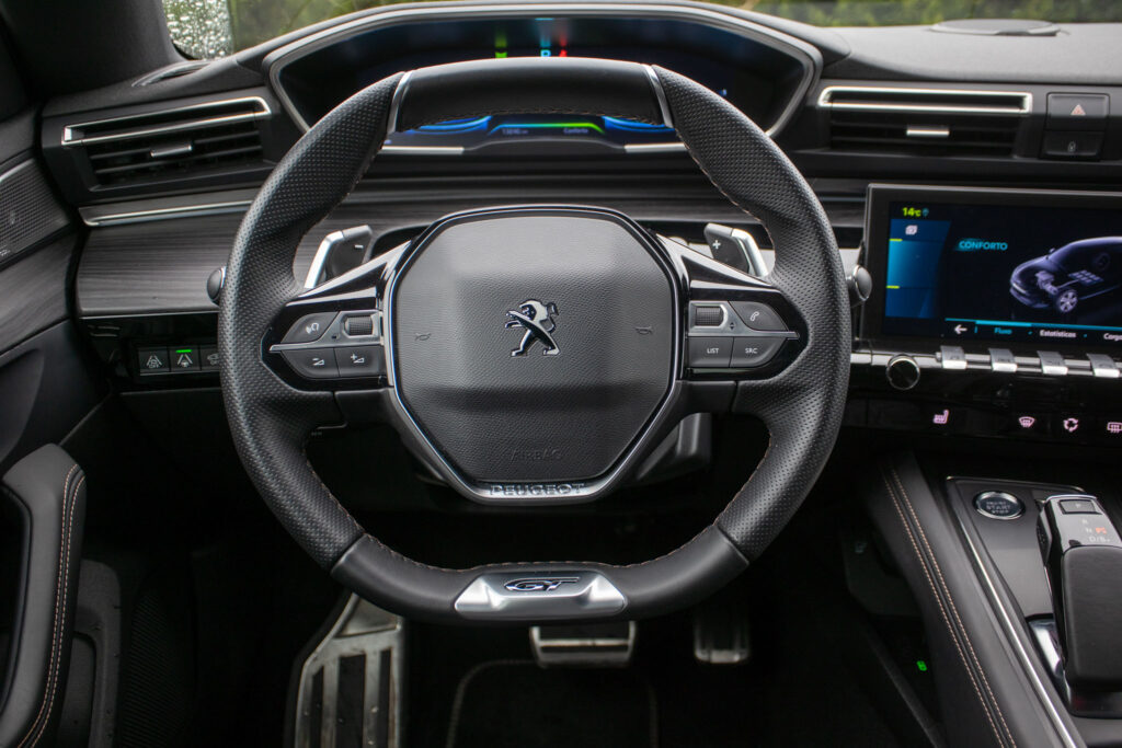 Peugeot 508 SW Hybrid GT 5