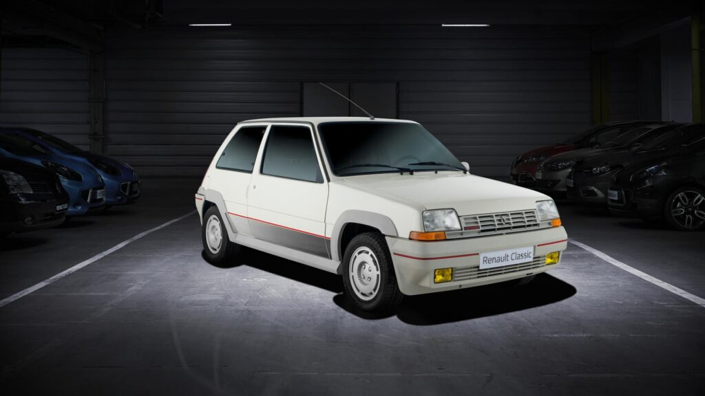 Renault 5 GT Turbo 4